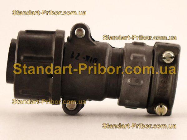 ШР20П4НШ8 розетка кабельная - фотография 7