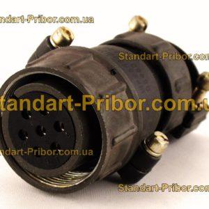 ШР28П7НШ7Н розетка кабельная - фотография 1