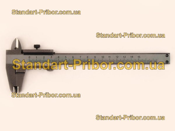 ШЦ-1-150 0.1мм штангенциркуль - изображение 2