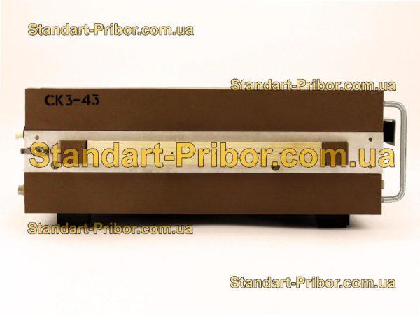 СК3-43 измеритель модуляции - фотография 4