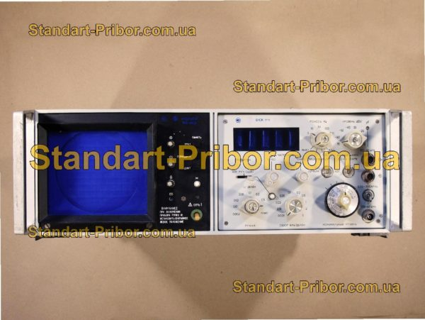 СК4-56 анализатор спектра - фото 3