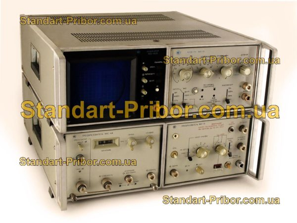 СК4-64 анализатор спектра - фотография 1