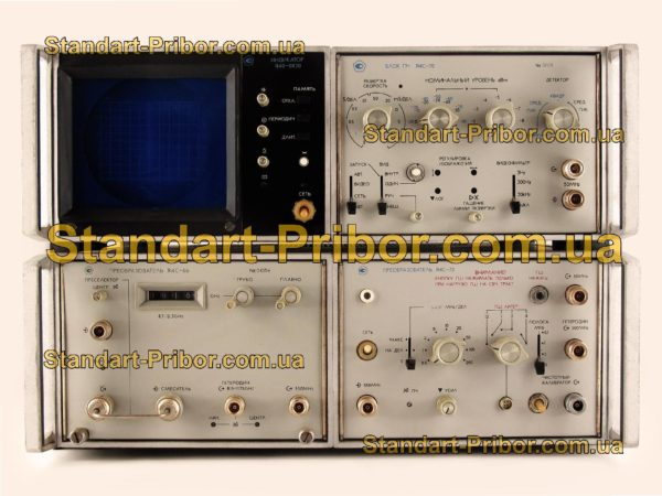 СК4-66 анализатор спектра - изображение 2