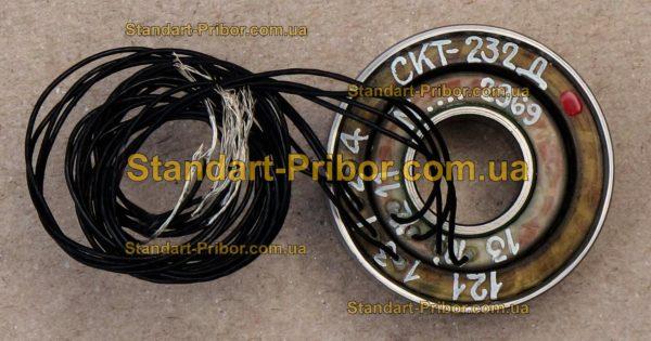 СКТ-232Б 6С3.019.011 ТУ трансформатор вращающийся - фото 3