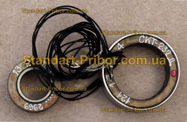 СКТ-232Б 6С3.019.011 ТУ трансформатор вращающийся - изображение 5