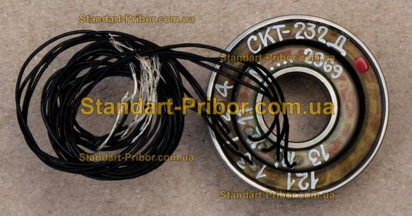 СКТ-232Д кл.т. 3 трансформатор вращающийся - фото 3
