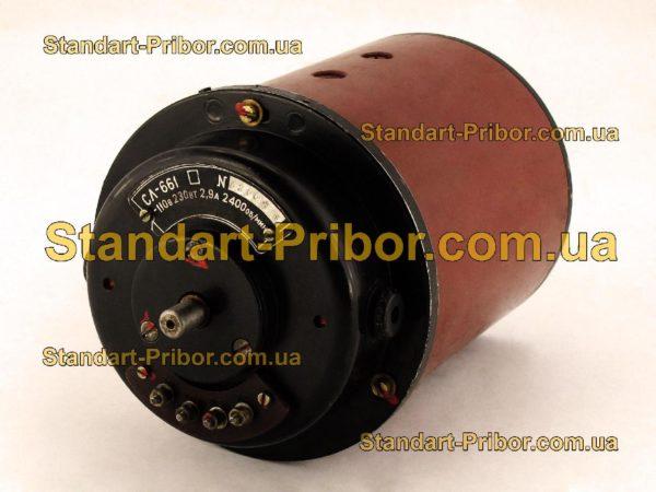 СЛ-661 электродвигатель постоянного тока - фотография 1