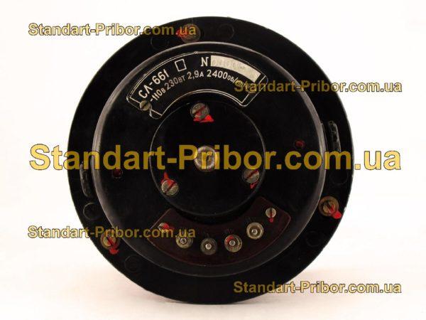 СЛ-661 электродвигатель постоянного тока - фотография 4