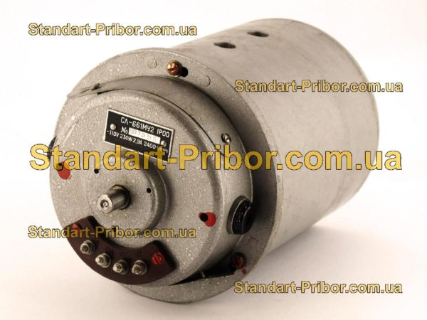 СЛ-661МУ2 электродвигатель постоянного тока - фотография 1