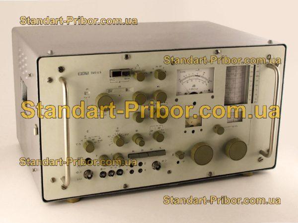 SMV 6.5 микровольтметр селективный - фотография 1