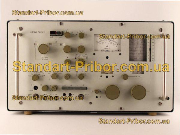 SMV 6.5 микровольтметр селективный - изображение 2