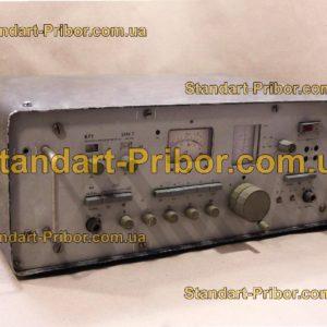 SMV 7 микровольтметр селективный - фотография 1
