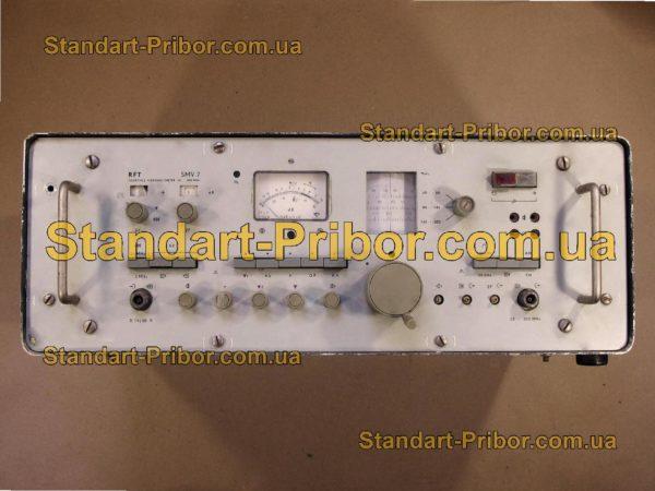 SMV 7 микровольтметр селективный - изображение 2