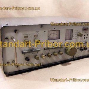 SMV 8 микровольтметр селективный - фотография 1