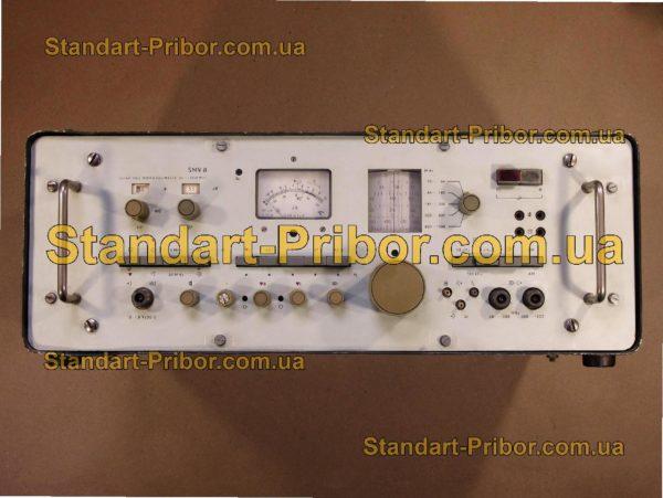 SMV 8 микровольтметр селективный - изображение 2