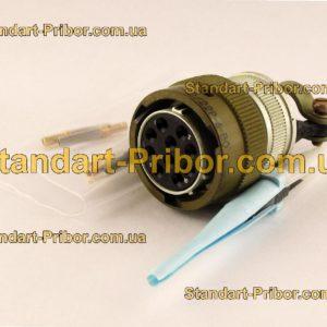 СНЦ23-10/22Р-6-В без контактов розетка кабельная - фотография 1
