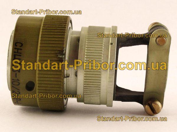 СНЦ23-10/22Р-6-В без контактов розетка кабельная - изображение 5