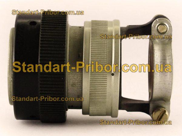 СНЦ23-32/27Р-6-В без контактов розетка кабельная - изображение 5
