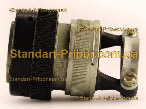 СНЦ23-32/27Р-6-В без контактов розетка кабельная - фотография 7