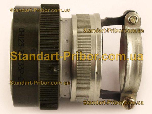 СНЦ23-32/33Р-6-В без контактов розетка кабельная - изображение 5