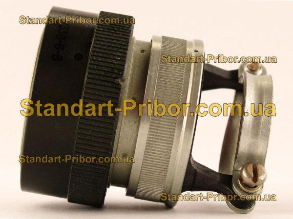 СНЦ23-32/33В-6-В без контактов вилка кабельная - фотография 7