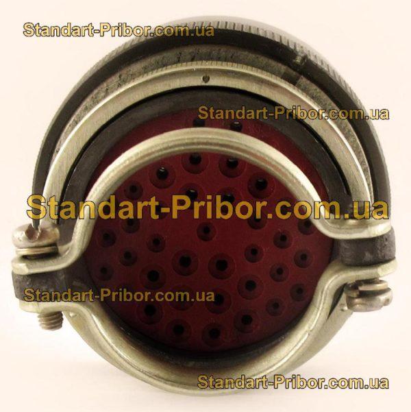 СНЦ23-43/36Р-6-Б-В без контактов розетка кабельная - изображение 5
