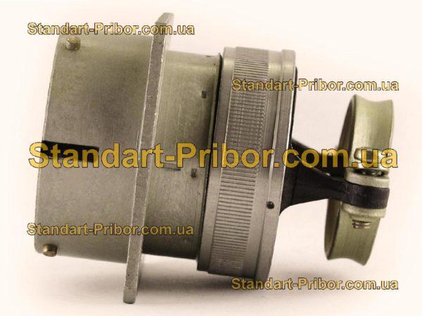 СНЦ23-55/33Р-2-б-В без контактов розетка приборная - изображение 5