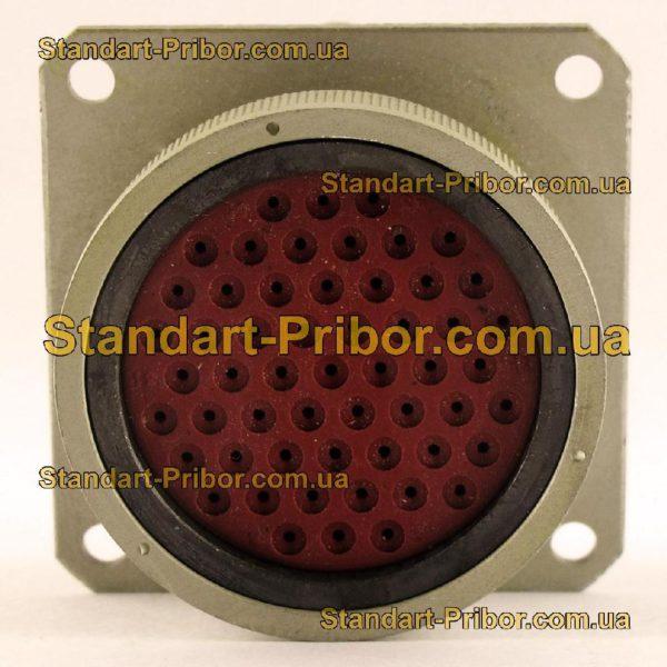 СНЦ23-55/33В-1-В без контактов вилка приборная - фотография 4