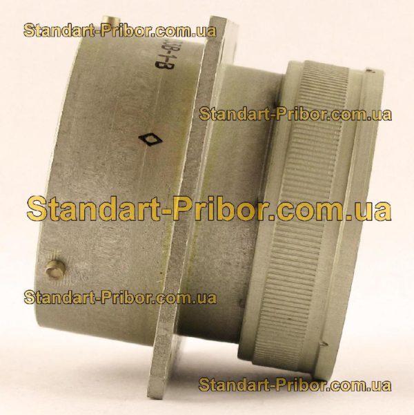СНЦ23-55/33В-1-В без контактов вилка приборная - фотография 7