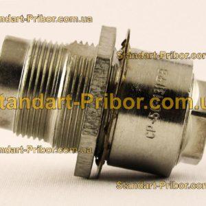 СР-50-131ФВ розетка приборно-кабельная - фотография 1