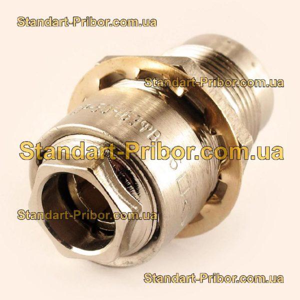 СР-50-163ФВ розетка приборно-кабельная - изображение 2