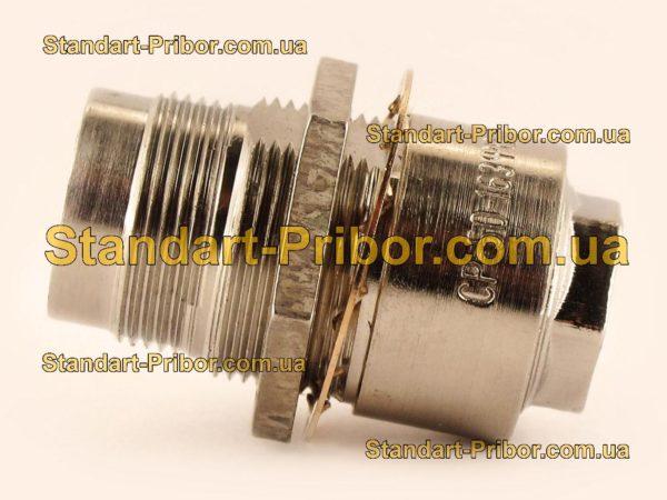 СР-50-163ФВ розетка приборно-кабельная - фотография 4