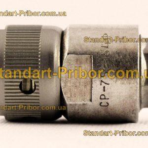 СР-75-154Ф вилка блочно-кабельная - фотография 1