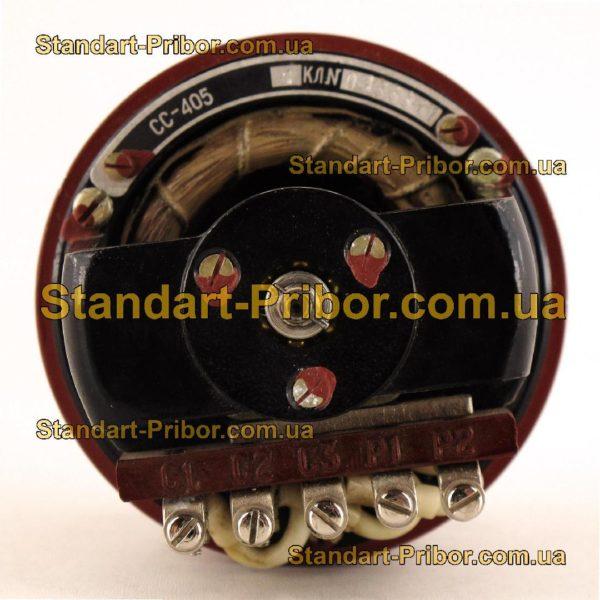 СС-405 сельсин контактный - фотография 4