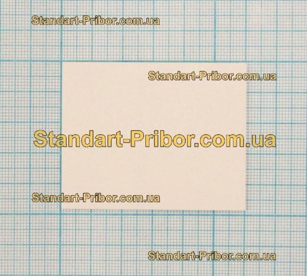 СТ-50-1-1-0.6 подложка ситалловая - изображение 2