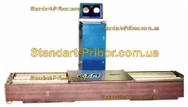 СТМ-6000 тормозной стенд моноблочный - фотография 1