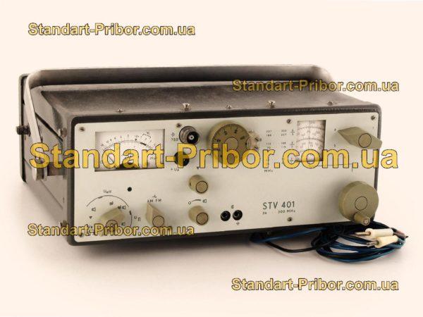 STV 401 микровольтметр селективный - фотография 1