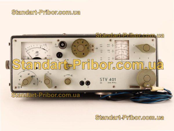 STV 401 микровольтметр селективный - изображение 2