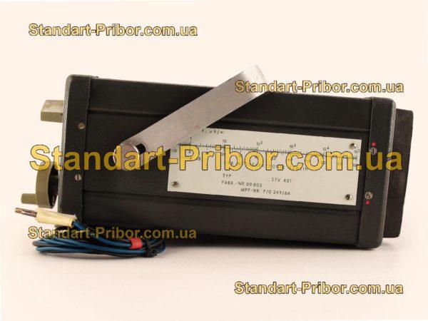 STV 401 микровольтметр селективный - фото 3