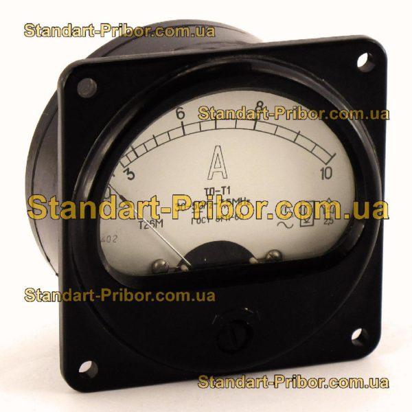 Т26М амперметр переменного тока - фотография 1