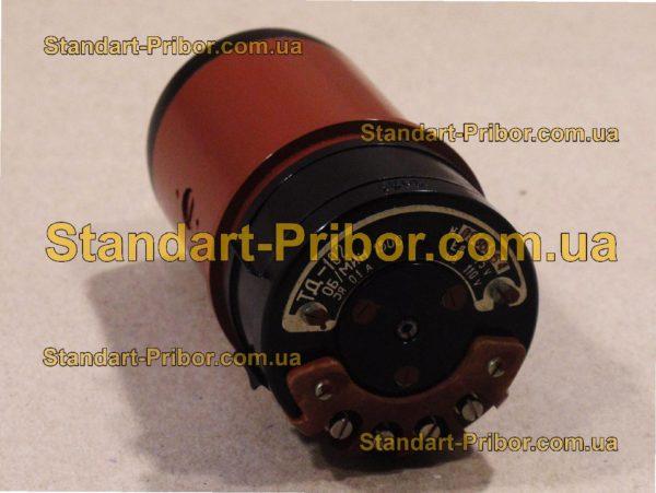 ТД-102 тахогенератор постоянного тока - фотография 4