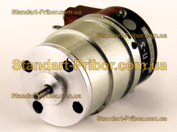 ТГП-3 тахогенератор постоянного тока - фотография 1