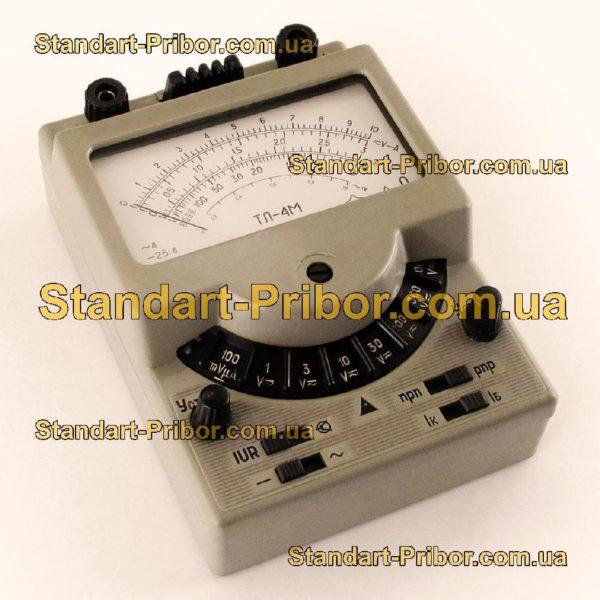 ТЛ-4М тестер, прибор комбинированный - фотография 1