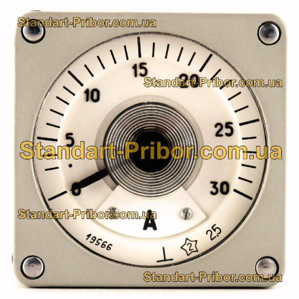 Ц1420.1 амперметр, вольтметр - изображение 2