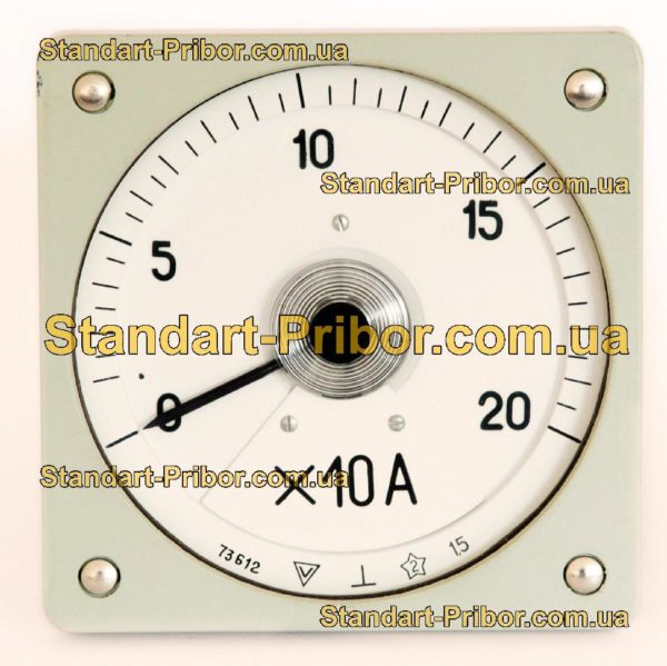 Ц1611.1 амперметр, вольтметр - фотография 1