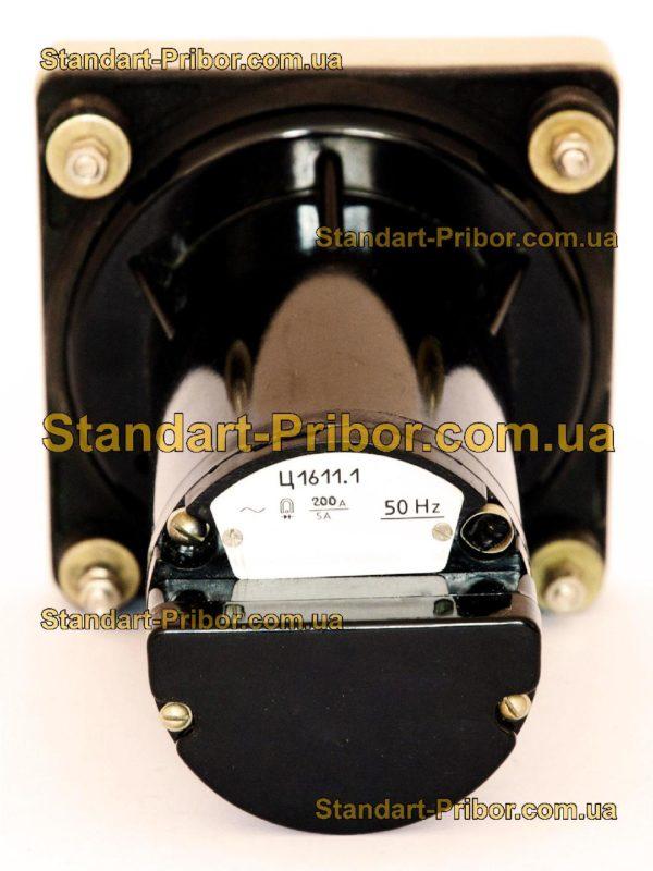 Ц1611.1 амперметр, вольтметр - фото 3