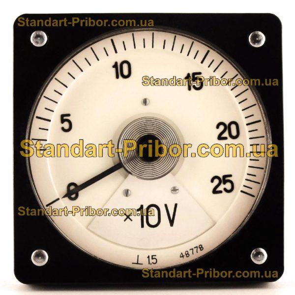 Ц1611 амперметр, вольтметр - изображение 2