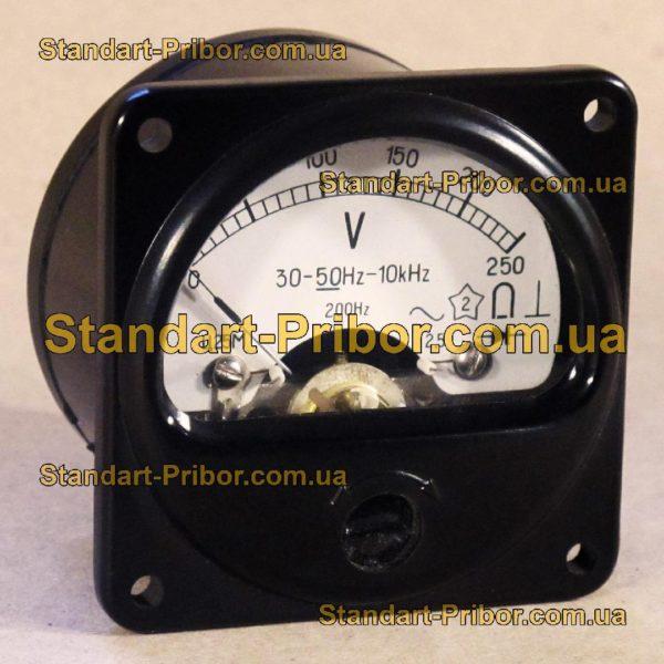 Ц25М амперметр, вольтметр - фотография 1