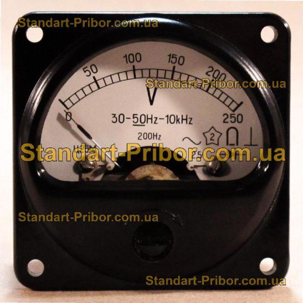 Ц25М амперметр, вольтметр - изображение 2