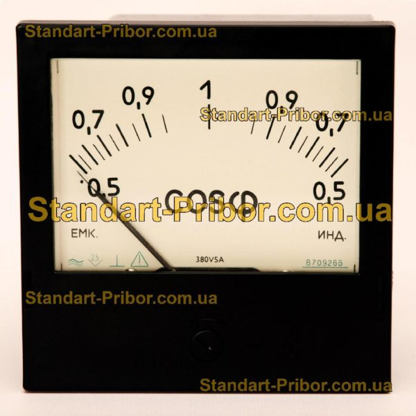 Ц302/1 фазометр однофазный - фотография 1